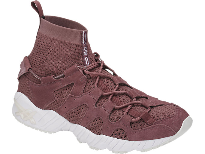Front Right view of GEL-MAI KNIT MT, ROSE TAUPE/ROSE TAUPE
