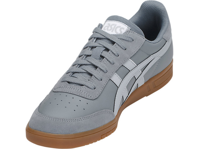 Front Left view of GEL-VICKKA TRS, STONE GREY/MID GREY