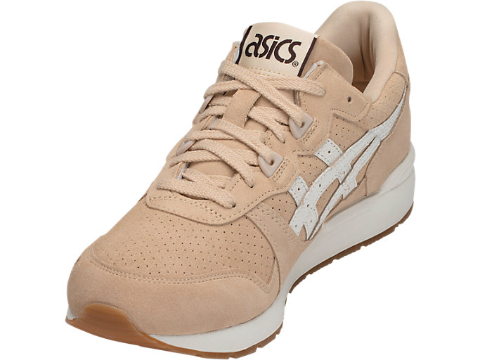 Front Left view of GEL-LYTE, MARZIPAN/CREAM