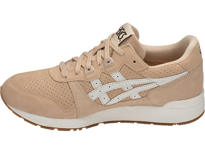 Left side view of GEL-LYTE, MARZIPAN/CREAM