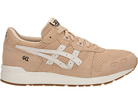 Right side view of GEL-LYTE, MARZIPAN/CREAM