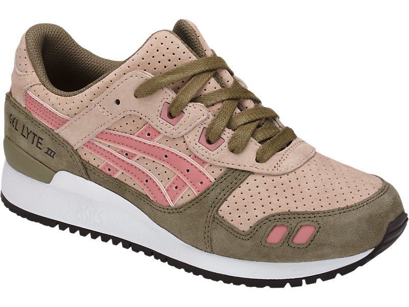 GEL-Lyte III Amberlight/Rose Dawn 5 FR