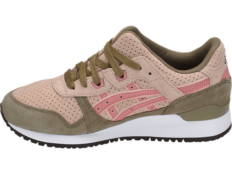 GEL-Lyte III Amberlight/Rose Dawn 9 FR