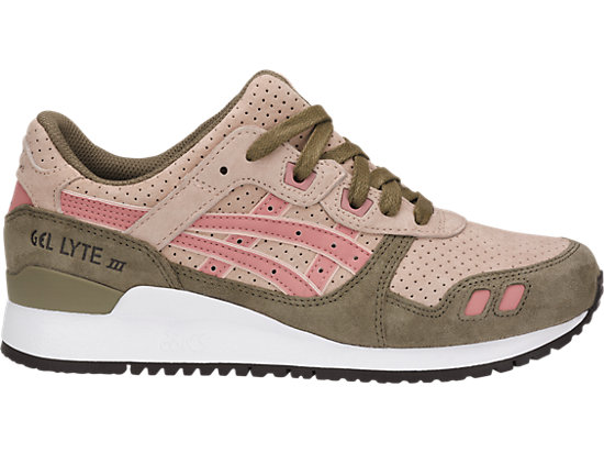 GEL-LYTE III, AMBERLIGHT/ROSE DAWN