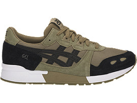 Right side view of GEL-LYTE, ALOE/BLACK