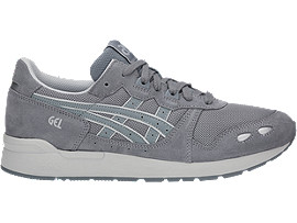 Right side view of GEL-LYTE, STONE GREY/STONE GREY