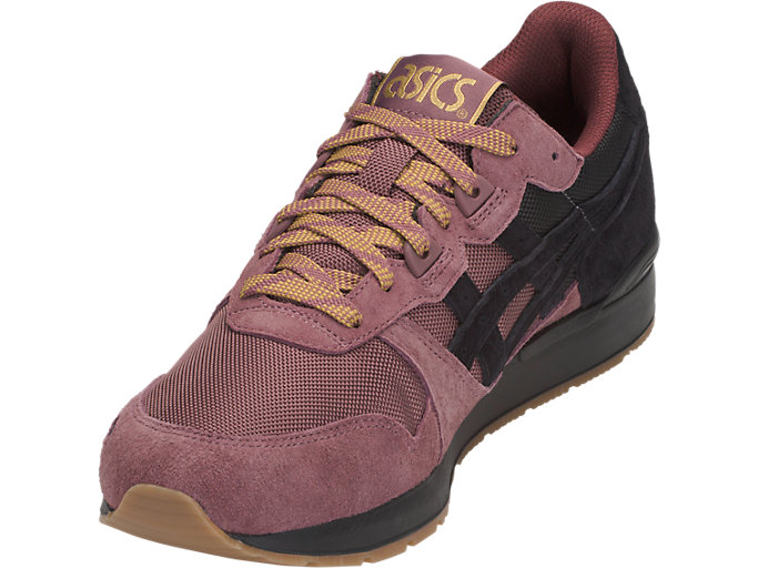Front Left view of GEL-LYTE, ROSE TAUPE/BLACK