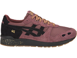 Right side view of GEL-LYTE, ROSE TAUPE/BLACK