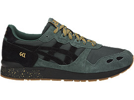 GEL-LYTE, DARK FOREST/BLACK