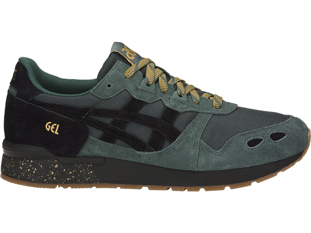 GEL-LYTE | Men | DARK FOREST/BLACK | Men's Sneakers | ASICS Tiger ...