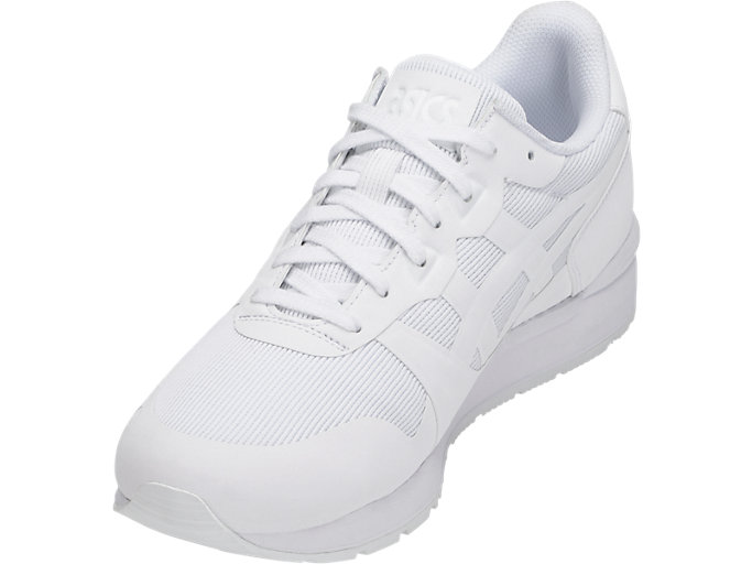 Front Left view of GEL-LYTE NS, WHITE/WHITE