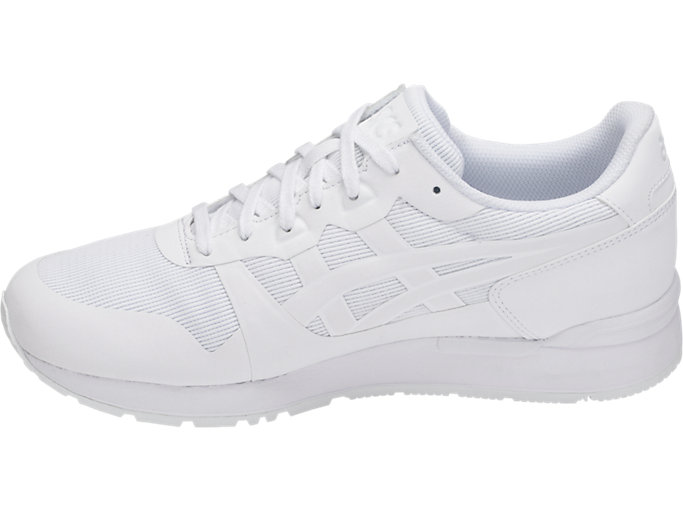 Left side view of GEL-LYTE NS, WHITE/WHITE