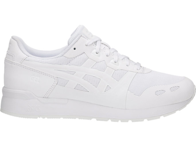 Right side view of GEL-LYTE NS, WHITE/WHITE