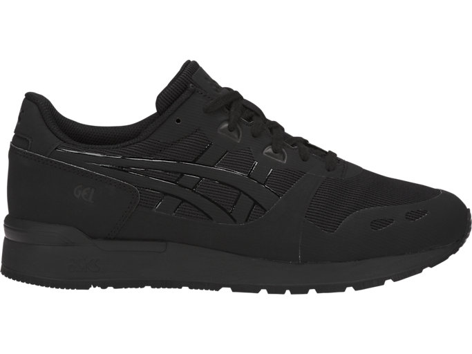 Right side view of GEL-LYTE NS, BLACK/BLACK