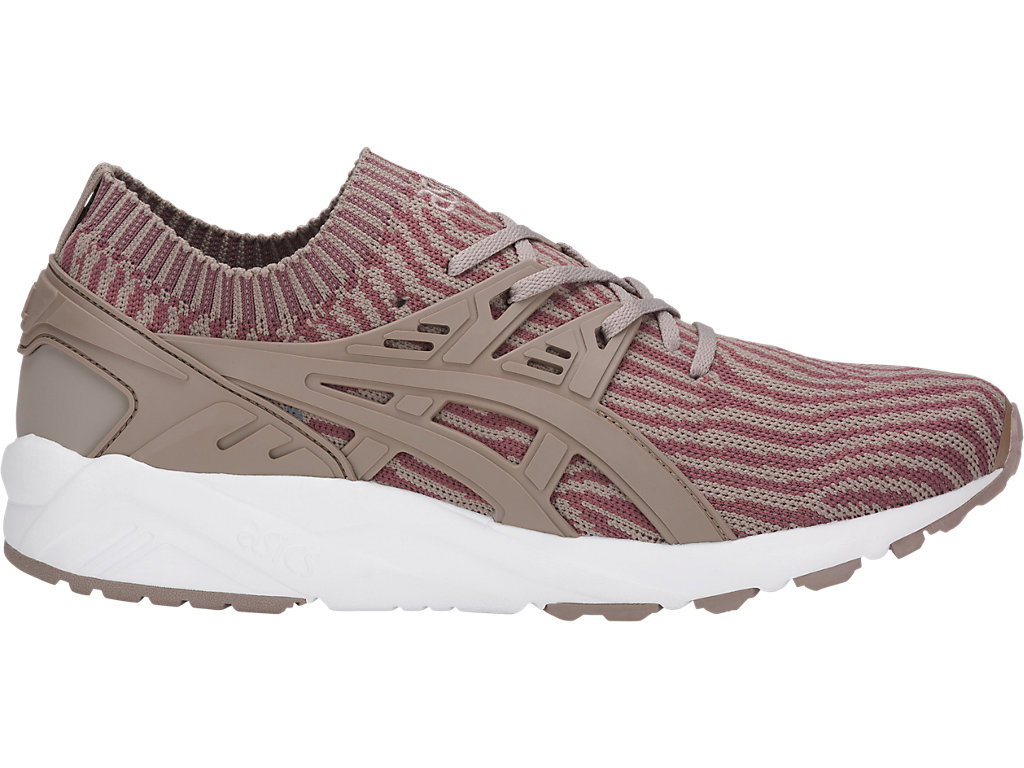 Asics Gel Kayano Trainer Knit gris