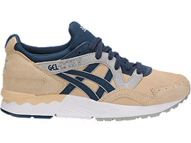 GEL-LYTE V, MARZIPAN/DARK BLUE