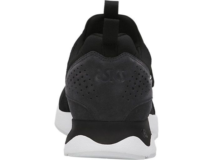 Back view of GEL-LYTE V SANZE, Black/Black