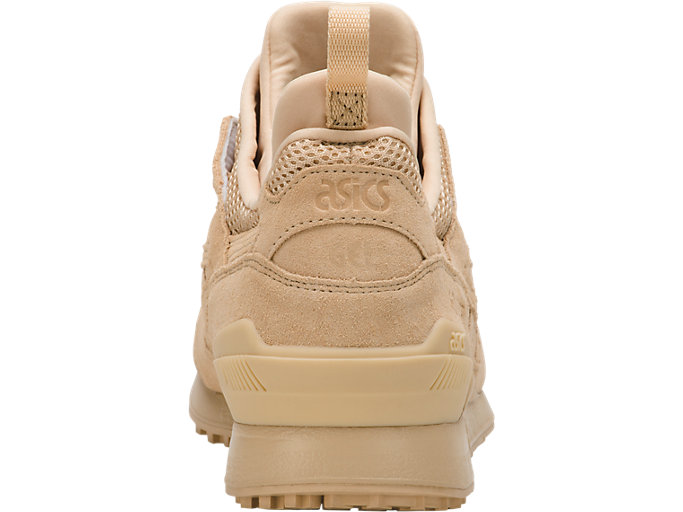 Back view of GEL-LYTE MT, MARZIPAN/MARZIPAN
