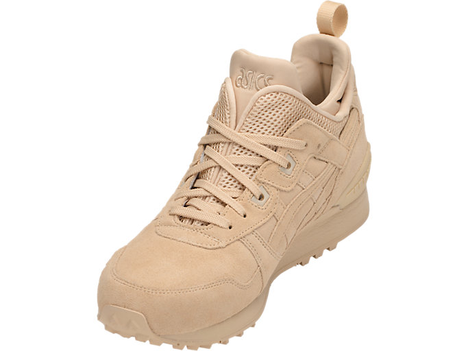 Front Left view of GEL-LYTE MT, MARZIPAN/MARZIPAN