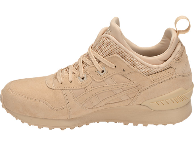 Left side view of GEL-LYTE MT, MARZIPAN/MARZIPAN