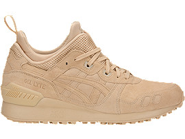 Right side view of GEL-LYTE MT, MARZIPAN/MARZIPAN