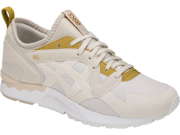 Front Right view of GEL-LYTE V NS, BIRCH/BIRCH