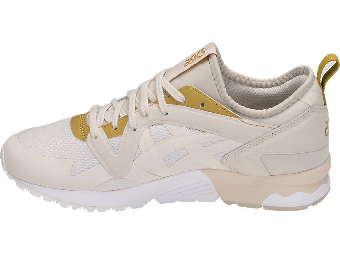 Left side view of GEL-LYTE V NS, BIRCH/BIRCH
