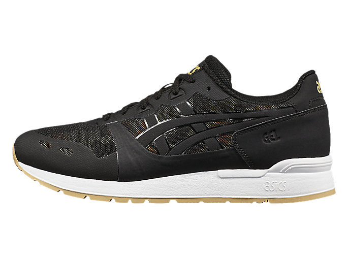Right side view of GEL-LYTE V NS, BLACK/BLACK