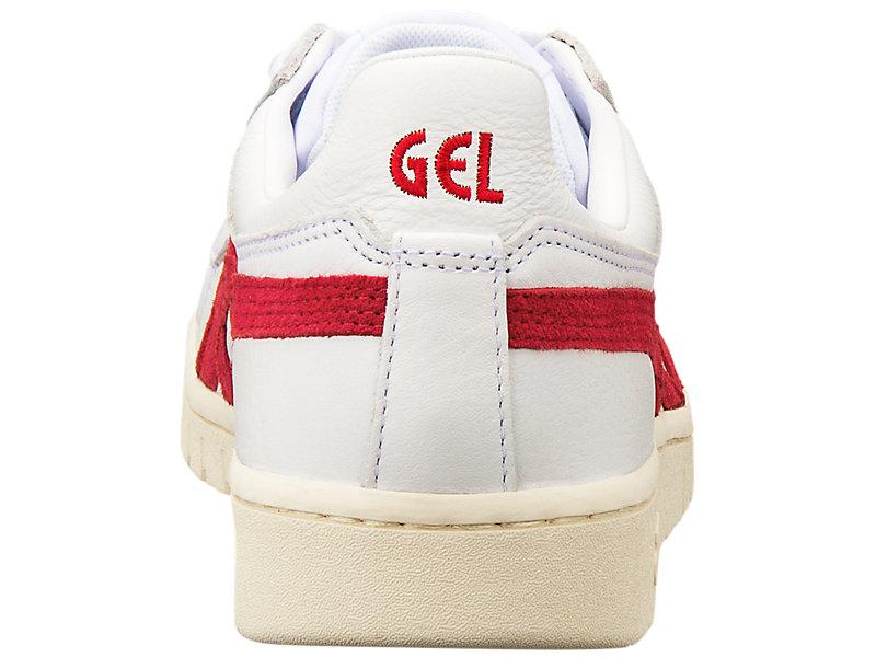GEL-PTG WHITE/HAUTE RED 25 BK