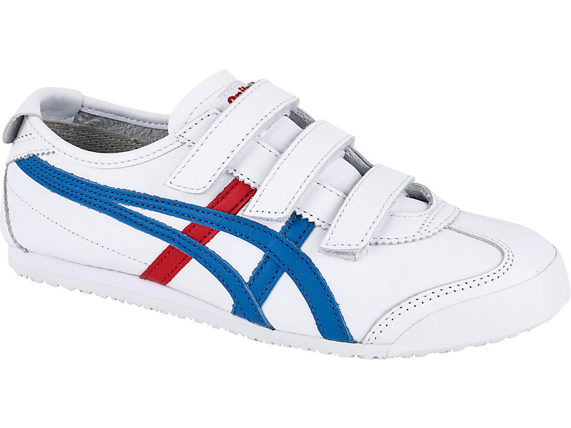 MEXICO 66 BAJA WHITE/BLUE 5 FR