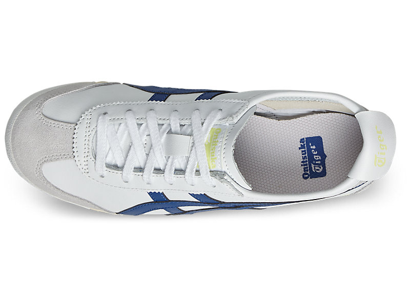Mexico 66 White/Monaco Blue 9 TP