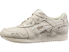 Right side view of GEL-LYTE III, WHISPER PINK/WHISPER PINK