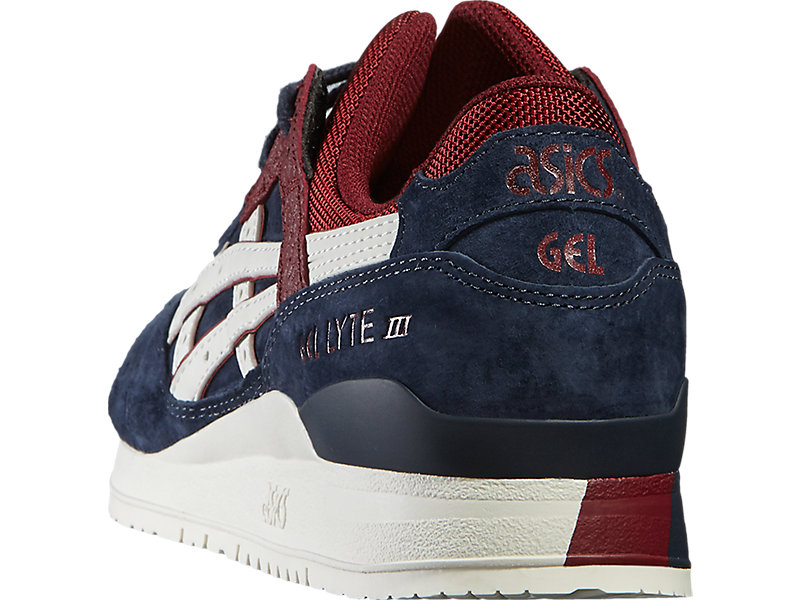 GEL-Lyte III India Ink/Slight White 17 BK