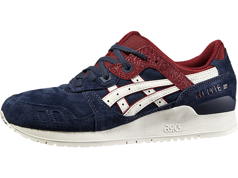GEL-LYTE III INDIA INK/SLIGHT WHITE 1 RT