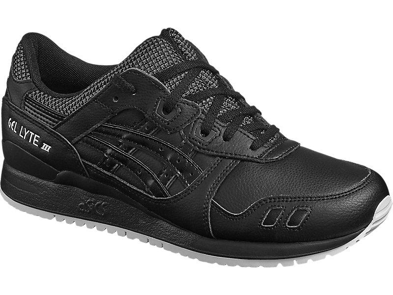 GEL-LYTE III BLACK/BLACK 5 FR