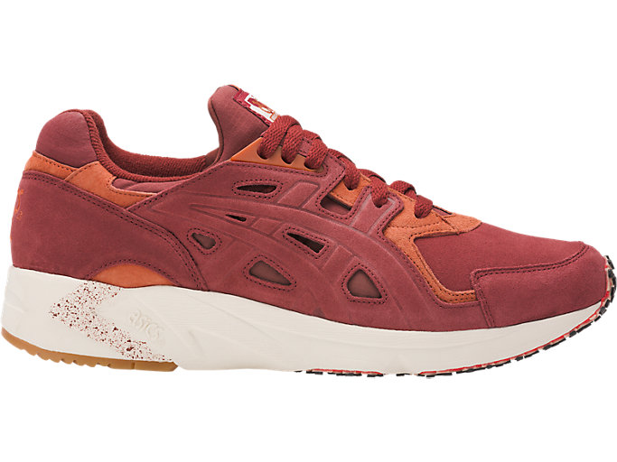 Right side view of GEL-DS TRAINER OG, RUSSET BROWN/RUSSET BROWN