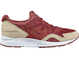 Right side view of GEL-LYTE V, RUSSET BROWN/RUSSET BROWN
