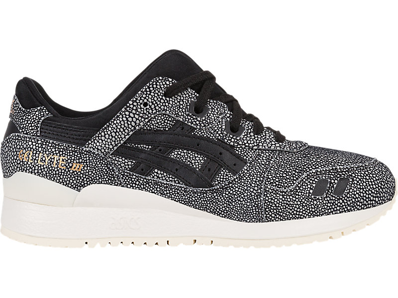 asics tiger gel lyte 3 black