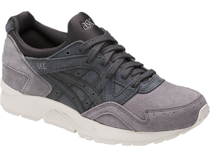 Front Right view of GEL-LYTE V, CARBON/CARBON