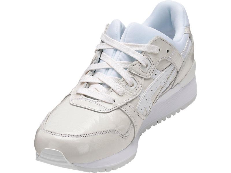 GEL-Lyte III White/White 13 FL