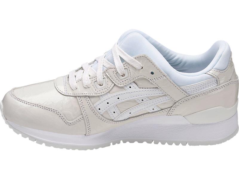 GEL-Lyte III White/White 9 FR