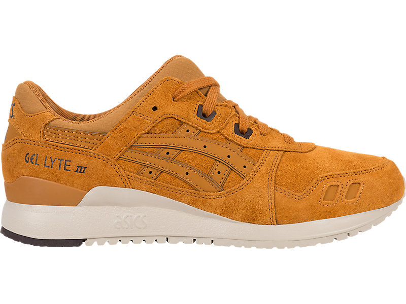 asics tiger gel-lyte iii honey ginger