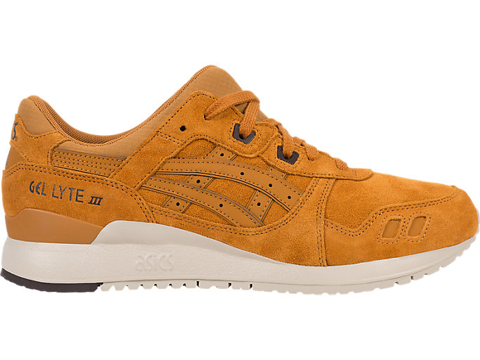 Right side view of GEL-LYTE III, HONEY GINGER/HONEY GINGER