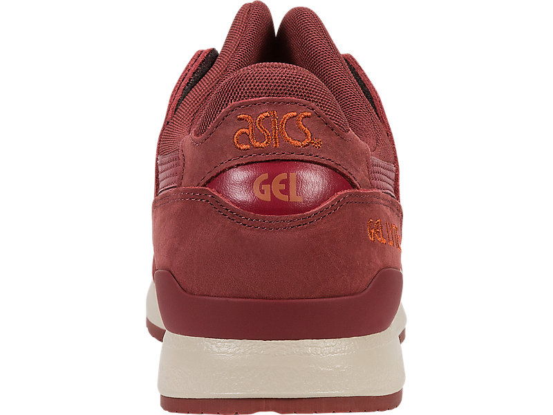 GEL-Lyte III Russet Brown/Russet Brown 25 BK