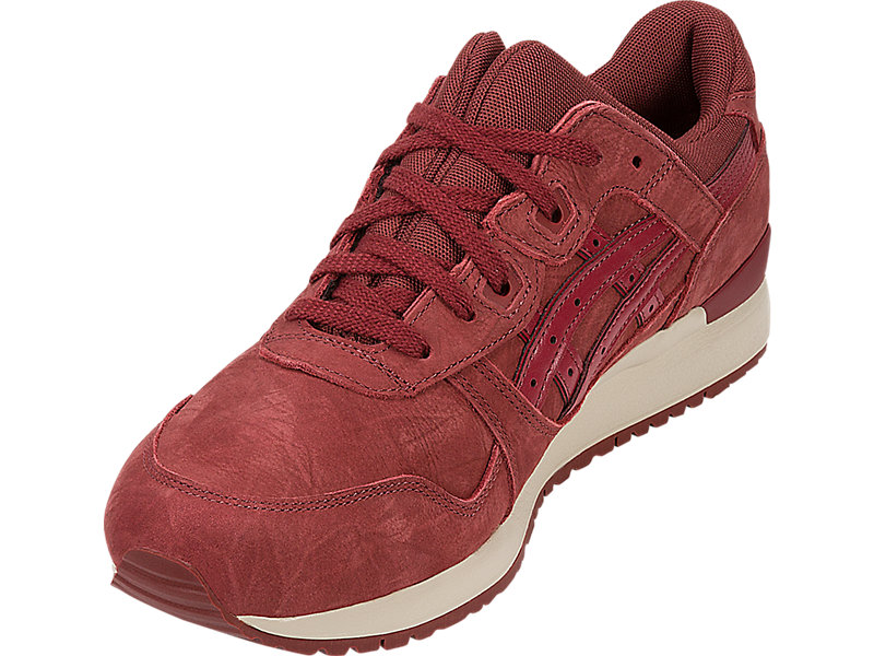 GEL-Lyte III Russet Brown/Russet Brown 13 FL