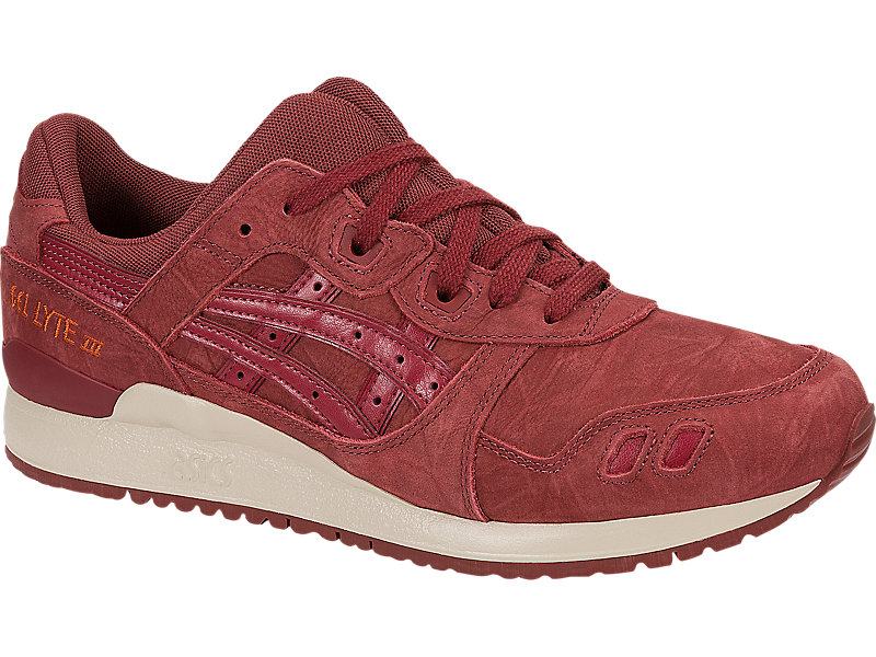 GEL-Lyte III Russet Brown/Russet Brown 5 FR