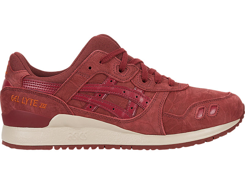 GEL-Lyte III Russet Brown/Russet Brown 1 RT