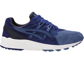 Right side view of GEL-KAYANO TRAINER, Navy Peony/Pigeon Blue