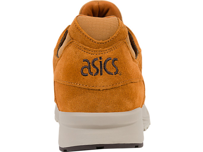 Back view of GEL-LYTE V, HONEY GINGER/HONEY GINGER