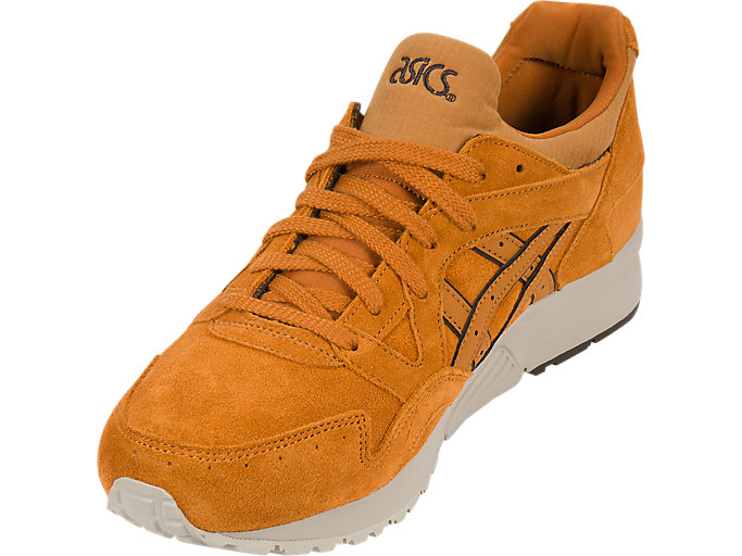 Front Left view of GEL-LYTE V, HONEY GINGER/HONEY GINGER